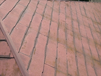屋上防水の劣化で雨漏り発生|横浜市港南区