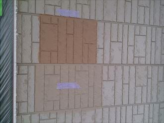 木更津市 試し塗り 外壁塗装工事 シミュレーション002_R