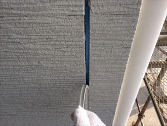 市原市屋根外壁塗装、下地処理001