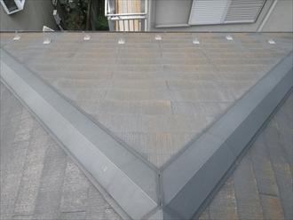 横浜市瀬谷区|エラストコートで外壁塗装!屋根はクールライトブラウンに!