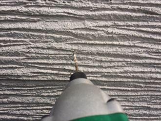 市原市屋根外壁塗装、下地処理004