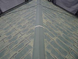 富里市屋根外壁塗装、下処理002