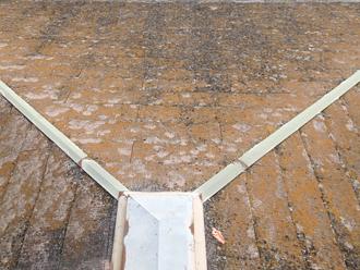 大和市|コーキング打替を視野に入れた屋根外壁塗装の点検!