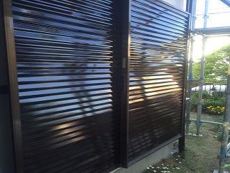 富里市屋根外壁塗装、付帯部塗装003
