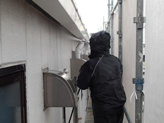 千葉県木更津市 外壁塗装 高圧洗浄