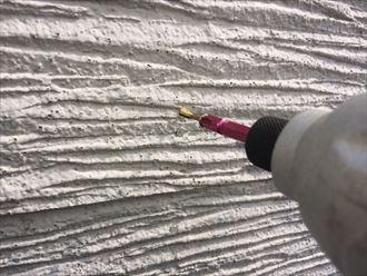 市原市屋根外壁塗装、下地処理005