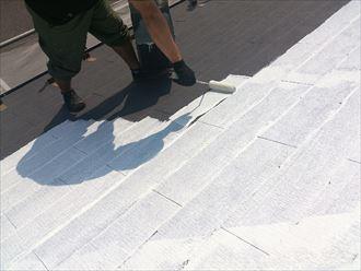 稲毛区 岸様 屋根塗装007_R