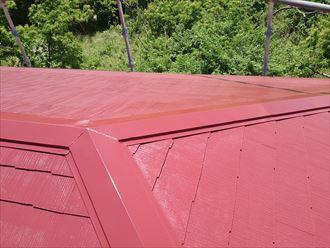 君津市 屋根塗装 ヤネフレッシュSi002_R
