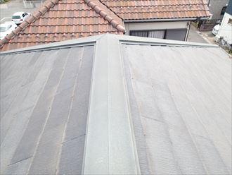 稲毛区 外壁、屋根塗装 事前調査屋根