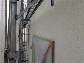 磯子区、下塗り塗布