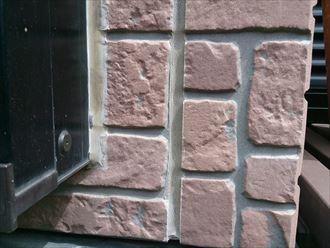 稲毛区 外壁、屋根塗装 事前調査下サイディング