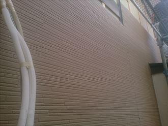 八千代市外壁カバー、本体はりあげ001