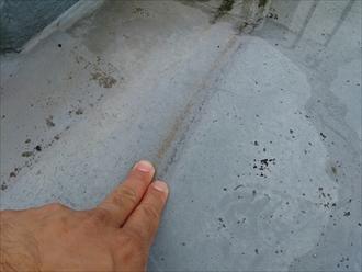 横浜市港南区|屋根塗装・外壁塗装前のご点検です!
