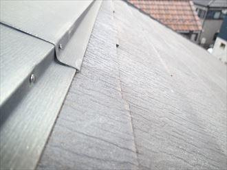 稲毛区 外壁、屋根塗装 事前調査屋根2