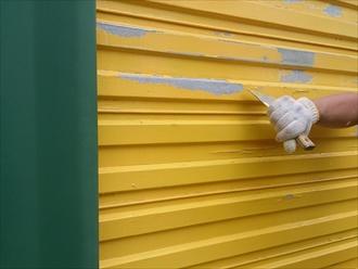横浜市西区でテナントビルの雨漏り点検