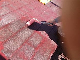 君津市 屋根塗装 ヤネフレッシュSi006_R