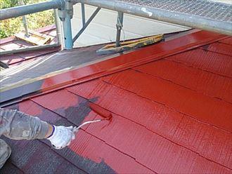 君津市 屋根塗装 ヤネフレッシュSi009_R