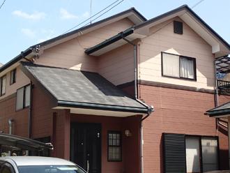 成田市 外壁塗装 屋根塗装 色決め 色選び 元画像
