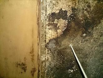 宅の屋根塗装・外壁塗装、強風被害による棟板金の交換工事