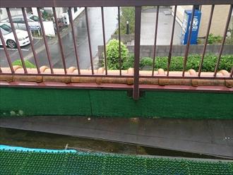 神奈川県逗子市で着工中の現場は天候に恵まれて順調です