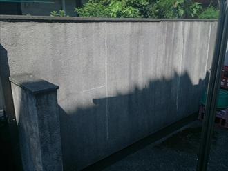 横浜市鶴見区で塩害に強い塗料で鉄骨を塗装します