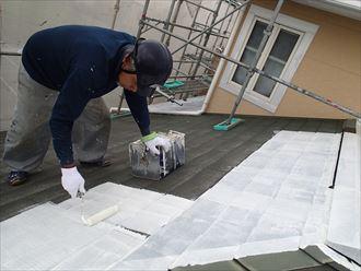 木更津市 屋根塗装 遮熱