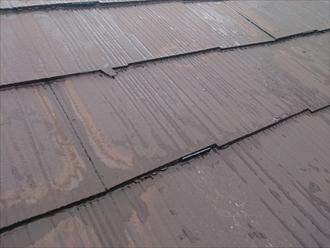 横浜市磯子区で屋根の塗装工事がそろそろ完成します