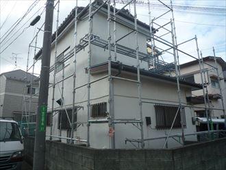 船橋市ピカピカ外壁工事001
