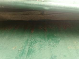 横浜市緑区で3回目の屋根塗装工事をおこなっています