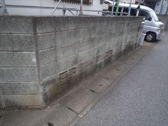 船橋市ピカピカ外壁工事004