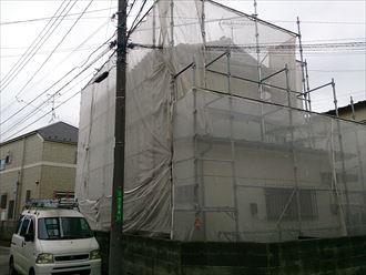 船橋市ピカピカ外壁工事002