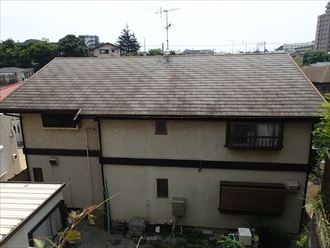 船橋市屋根塗装調査007