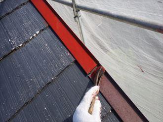 船橋市屋根塗装工事016