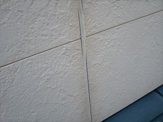 鎌ヶ谷市屋根外壁塗装足場洗浄下処理工事018