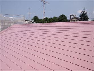 船橋市屋根塗装工事028