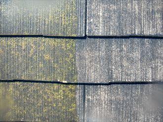鎌ヶ谷市屋根外壁塗装足場洗浄下処理工事003