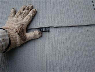 鎌ヶ谷市屋根外壁塗装足場洗浄下処理工事035