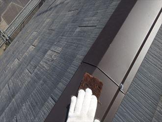 船橋市屋根塗装工事008