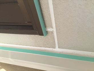 四街道市で屋根塗装・外壁塗装のタッチアップ完了です
