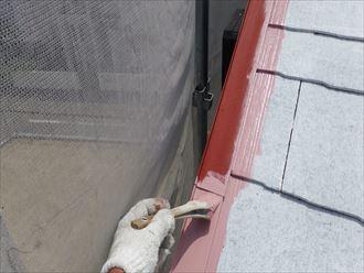 船橋市屋根塗装工事025