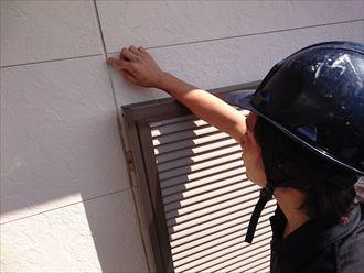 鎌ヶ谷市屋根外壁塗装詳細確認006