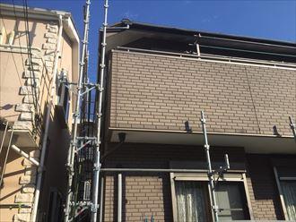 八千代市,外壁塗装,屋根カバー,足場仮設