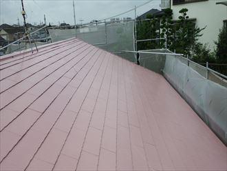 船橋市屋根塗装工事032
