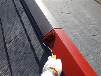 船橋市屋根塗装工事017