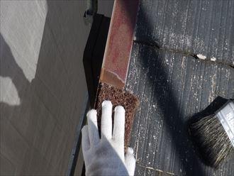 船橋市屋根塗装工事007