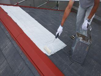 船橋市屋根塗装工事019