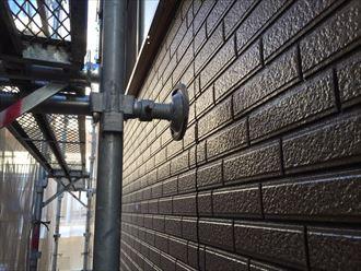 八千代市,外壁塗装,足場