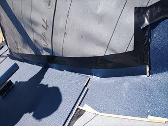 松戸市屋根葺き替えガルテクト019