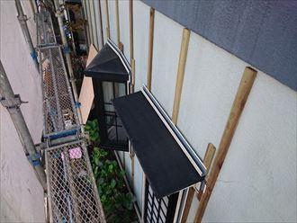 松戸市外壁カバー工事005