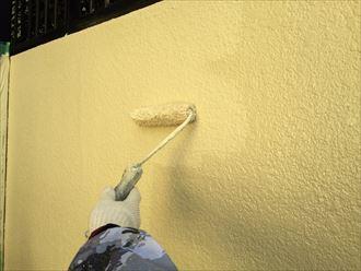 我孫子市塗装施工038
